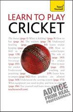 Learn To Play Cricket : Teach Yourself - Mark Butcher