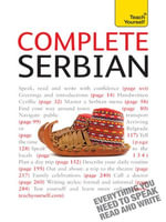 Complete Serbian Beginner to Intermediate Course : Learn to read, write, speak and understand a new language with Teach Yourself - David Norris