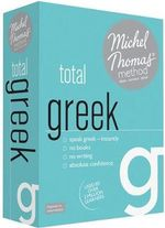 Total Greek with the Michel Thomas Method : Michel Thomas Series - Hara Garoufalia-Middle