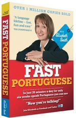 Fast Portuguese with Elisabeth Smith (Coursebook) : Coursebook - Elisabeth Smith