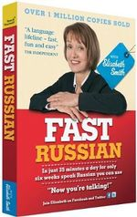 Fast Russian with Elisabeth Smith (Coursebook) : Coursebook - Elisabeth Smith
