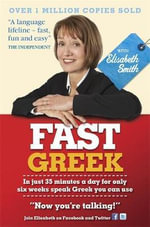 Fast Greek with Elisabeth Smith : Coursebook - Elisabeth Smith