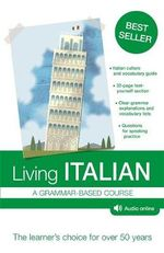Living Italian : 6th Edition - Maria Valgimigli