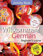 Willkommen German Beginner's Course : Activity Book - Paul Coggle
