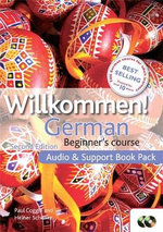 Willkommen! : Audio and Support Book Pack - Paul Coggle