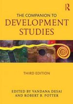 The Companion to Development Studies - Vandana Desai