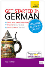Get Started in German : Teach Yourself  - Rosi McNab