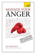 Teach Yourself Manage Your Anger - Dr. Sandi Mann