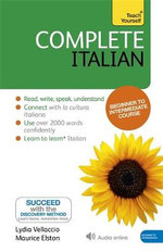 Complete Italian : Teach Yourself - Clelia Boscolo