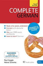 Complete German : Teach Yourself  - Paul Coggle