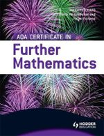 AQA Certificate in Further Mathematics - David Pritchard