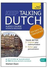 Keep Talking Dutch - Marleen Owen