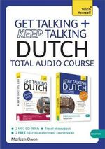 Get Talking and Keep Talking Dutch Pack - Marleen Owen
