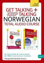 Get Talking and Keep Talking Norwegian Pack - Margaretha Danbolt Simons