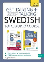 Get Talking and Keep Talking Swedish Pack - Regina Harkin