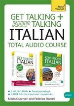 Get Talking and Keep Talking Italian Pack - Maria Guarnieri