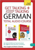Get Talking and Keep Talking German Pack - Paul Coggle