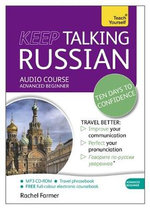 Keep Talking Russian : A Teach Yourself Audio Program - Rachel Farmer