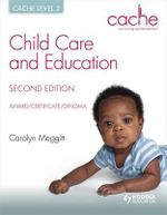 CACHE Level 2 Child Care and Education, Award/certificate/diploma - Carolyn Meggitt