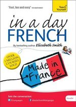 Elisabeth Smith in a Day : French - Elisabeth Smith