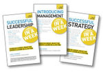 Teach Yourself to be a Great Manager Pack (In a Week Leadership Bestsellers Pack) : Teach Yourself - Martin Manser
