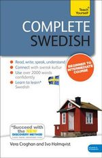 Teach Yourself Complete Swedish - Ivo Holmqvist