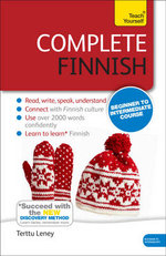 Teach Yourself Finnish - Terttu Leney