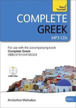 Complete Greek (Learn Greek with Teach Yourself): Audio Support : Audio Support - Gavin Betts