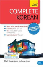 Complete Korean : Teach Yourself - Mark Vincent