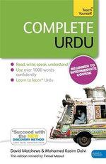 Complete Urdu  : Learn Urdu with Teach Yourself - David Matthews