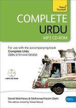 Complete Urdu (Learn Urdu with Teach Yourself) - Mohamed Kasim Dalvi