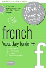 French Vocabulary Builder+ with the Michel Thomas Method : Michael Thomas Method - Helene Lewis