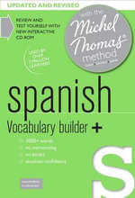 Spanish Vocabulary Builder+ with the Michel Thomas Method - Rose Lee Hayden
