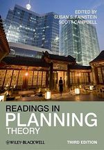 Readings in Planning Theory - Scott Campbell
