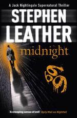 Midnight : The 2nd Jack Nightingale Supernatural Thriller - Stephen Leather