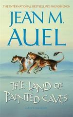 The Land of Painted Caves - Jean M. Auel