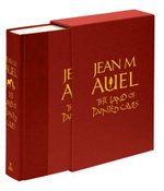 The Land Of Painted Caves - Limited Edition Leather Bound Slipcased  : Earth's Children Series : Book 6 - Jean M Auel