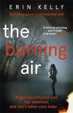 The Burning Air - Erin L. Kelly