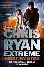 Chris Ryan Extreme : Most Wanted - Chris Ryan