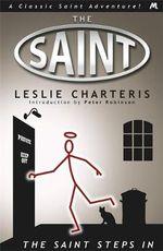 The Saint Steps in - Leslie Charteris