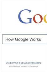 How Google Works - Eric Schmidt, III