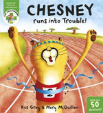 Chesney Runs into Trouble : Get Well Friends Series : Book 13 - Kes Gray