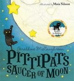 Pittipat's Saucer of Moon - Geraldine McCaughrean