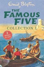 Famous Five Collection : Three Books In One - Enid Blyton