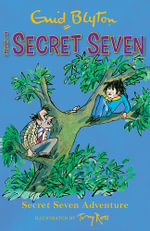 Secret Seven Adventure : Secret Seven Series : Book 2 - Enid Blyton
