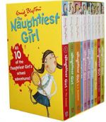Naughtiest Girl 1-10 Slipcase TBP - Enid Blyton