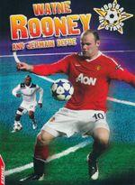 Wayne Rooney and Jermain Defoe : Football All Stars Series - Rory Callahan