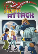 Alien Attack - Jack D. Clifford