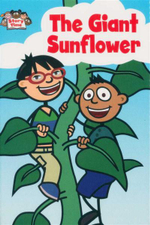 The Giant Sunflower : Story Time - Diane Marwood