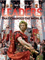 The Top Ten Leaders That Changed the World - Anita Ganeri